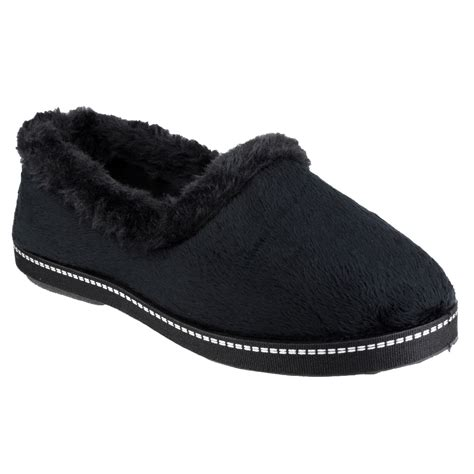 ladies house slippers mirak dijon womens ladies indoor house slippers slipper shoes sizes 5 10 ebay