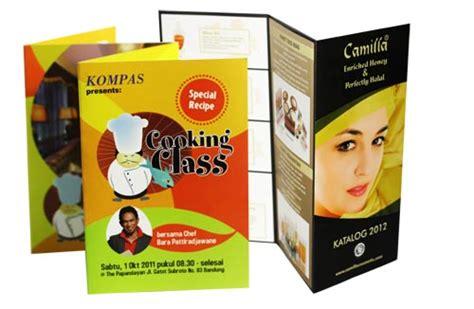 Brosur 1 Sisi Artpaper 120 Gr 150 Gr A5 1000 Lbr Offset cetak brosur murah harga dan spesifikasi