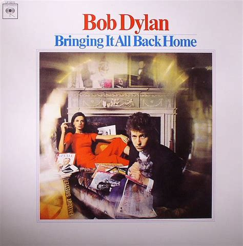 Bringing Back by Bob Bringing It All Back Home Vinyl At Juno Records