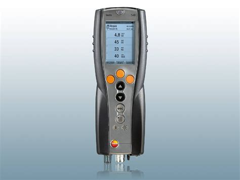 testo se flue gas measuring instruments from testo testo se