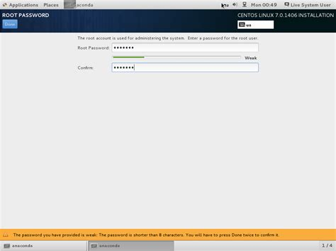 centos 7 installation steps with screenshots centos 7 0 installation tutorial 7 tutorial and full