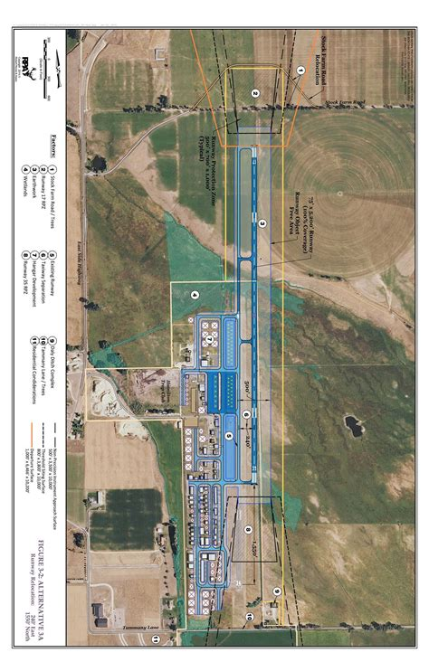 airport layout plan exle analysis airport expansion proposal at ravalli county in