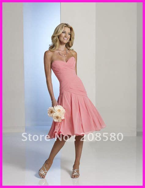 Pink Mix Black Dress 27379 vestido madrinhas curtos casamento cultura mix