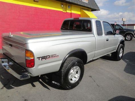 2000 Toyota Mpg 2000 Toyota Tacoma V6 2dr 4wd Extended Cab Sb In