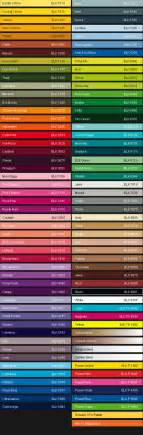 montana colors spray paint color charts graffiti