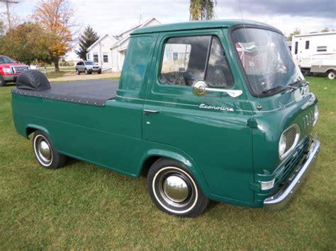 Bed Rug Bed Liner Vintage 1961 Ford Econoline Pickup E 100 Van Truck Pick Up
