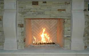 fireplace burning glass masters services