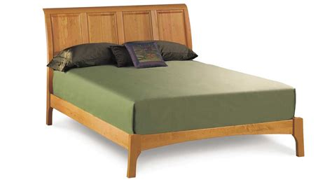 Sleigh Bed Low Footboard by Circle Furniture Sleigh Bed Low Footboard