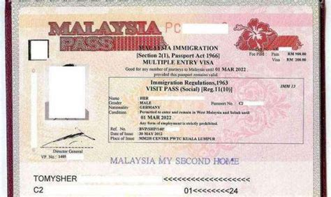 2 Second Malaysia Malaysia My Second Home Mm2h Processing Service Price Bangladesh Bdstall