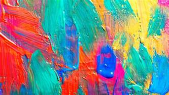colorful paint textures wallpaperhdc com