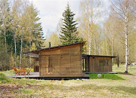 Summer Houses And Cabins by Summer Cabin Design Award Winning Wood House By Wrb