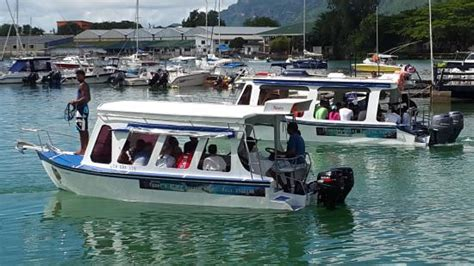 glass bottom boat victoria teddy s glass bottom boat victoria seychelles top tips