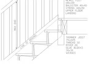 Stairs Details Dwg by Staircase Details Drawings Pictures To Pin On Pinterest