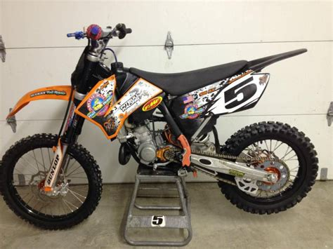 Ktm 105 Sx For Sale 2009 Ktm 105 Sx For Sale On 2040 Motos
