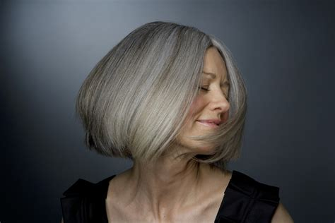 why have i gor grey hair in my 30s going gray why i finally stopped coloring my hair huffpost