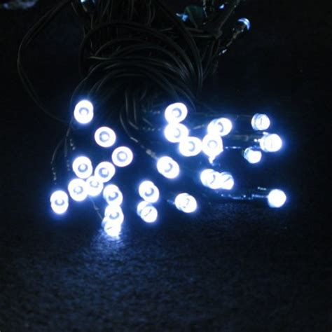 white solar lights 50 led white solar lights