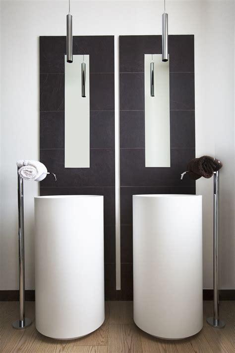 bagno minimalista design minimalista in bagno