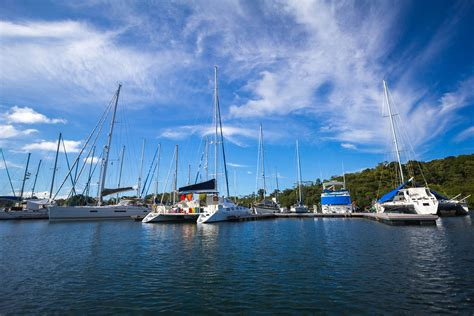 boat slip in spanish bocas del toro panama marina slips for sale