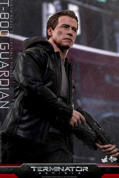 Toys Terminator Genisys T 800 Guardian Battle Damaged 1 6 toys terminator genisys t 800 guardian