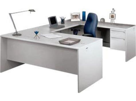 U Shape Office Desk With Right Return Sgn 216r Office Desks Office Desk U Shape