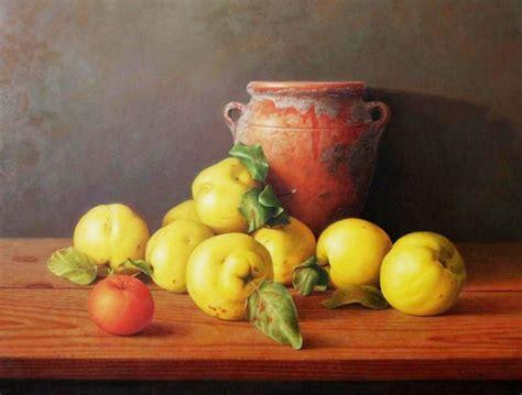 imagenes figurativas realistas de frutas cuadros modernos bodegones comerciales pinturas de frutas