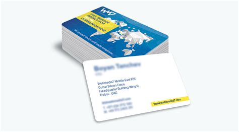 Business Cards Offset Printing