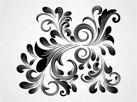 background designs for tattoos beutiful design with background stock vector