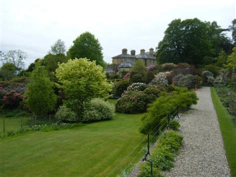 River Hill Gardens by Looking Back Towards The House From Walk Foto Di