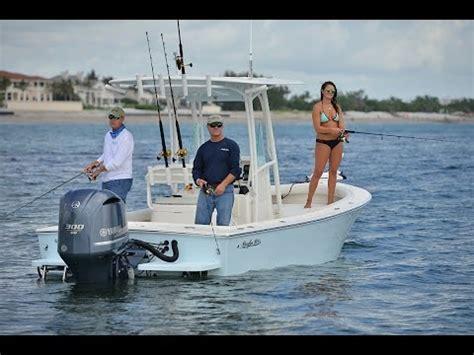 mako vs sea hunt boats brand new yellowfin 26 hybrid center console peter mi