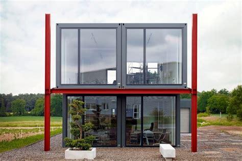 Simple Floor Plans For Houses moderne architektur modulbau modulbauweise b 252 rocontainer