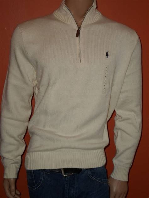 Polo Xl 1 polo ralph half 1 2 zip sweaters mock neck s m l xl sizes nwt ebay