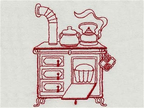 free kitchen embroidery designs machine embroidery designs vintage kitchen 1 set