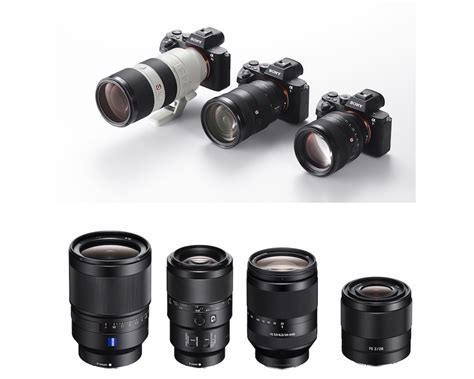 Best Sony Full Frame E Mount Lenses   Daily Camera News