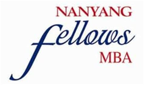 Nanyang Mba Scholarship by Nanyang Fellows Mba Scholarship