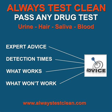 Does Rely Detox Work Urine Test by Learn How To Pass A Test For Urine Hair Saliva Or