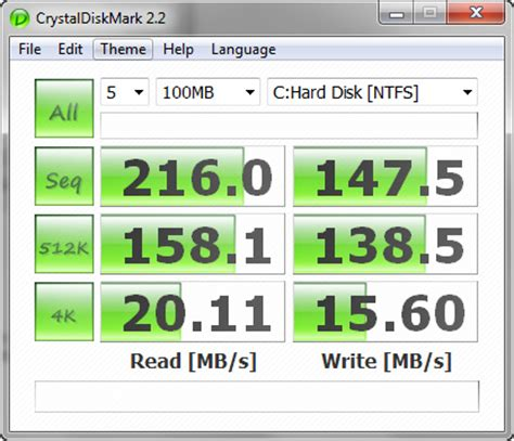 ssd speed test 120gb ocz vertex ssd speed test flickr photo