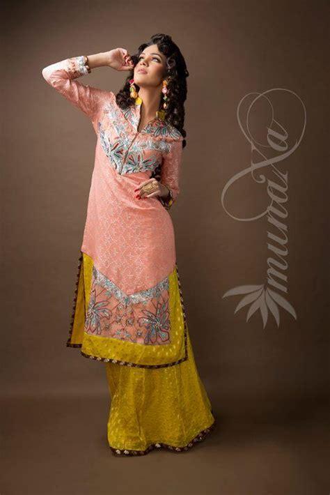 Party Fancy Dress Designs By Munaxa 2013 3   StyleCry