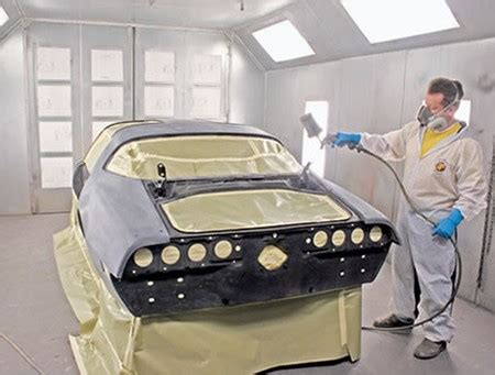 how to paint a car