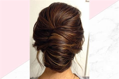 Different Bun Hairstyles by Different Types Of Bun Hairstyles Bebeautiful