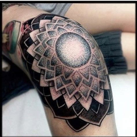 knee cap tattoo 50 amazing knee design ideas