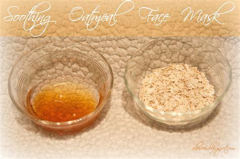 oatmeal diy mask sees in atlanta diy
