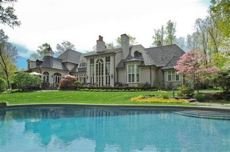 country mansion estate of the day 5 5 million country mansion in new jersey