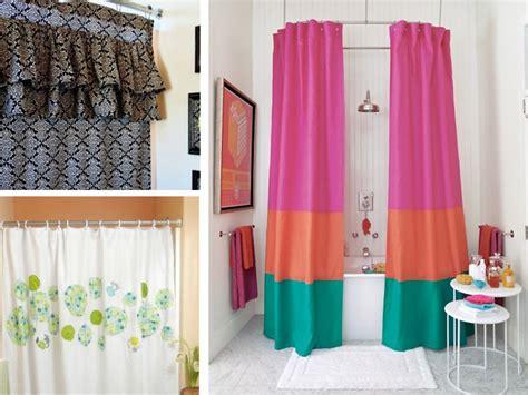 tende bagno fai da te come creare delle tende doccia con il fai da te rubriche