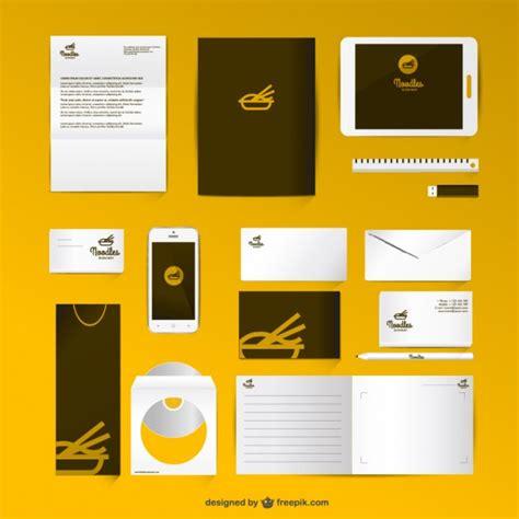 material design mockup ai identidade corporativa definida estilo mock up baixar
