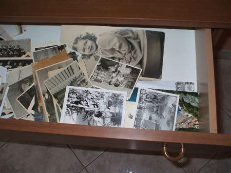 il cassetto il cassetto dei ricorddi pensieri e ricordi