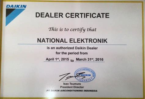 Ac Daikin National Elektronik toko ac panasonic toko ac daikin jakarta tangerang