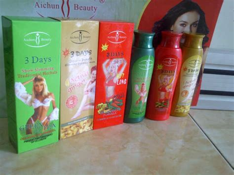 Aichun 3day Slimming other health aichun ginseng slimming and