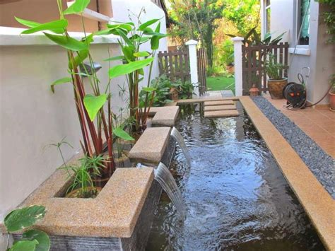 desain terbaru taman rumah minimalis  desain