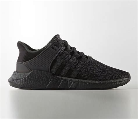 Adidas Eqt 1 the black adidas eqt support 93 17 black friday