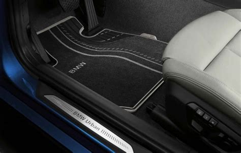 Bmw 1 Series Mats by Bmw Genuine Tailored Rear Car Floor Textile Mats F20